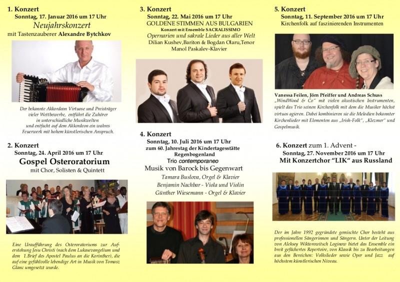 Konzerte 2016-2